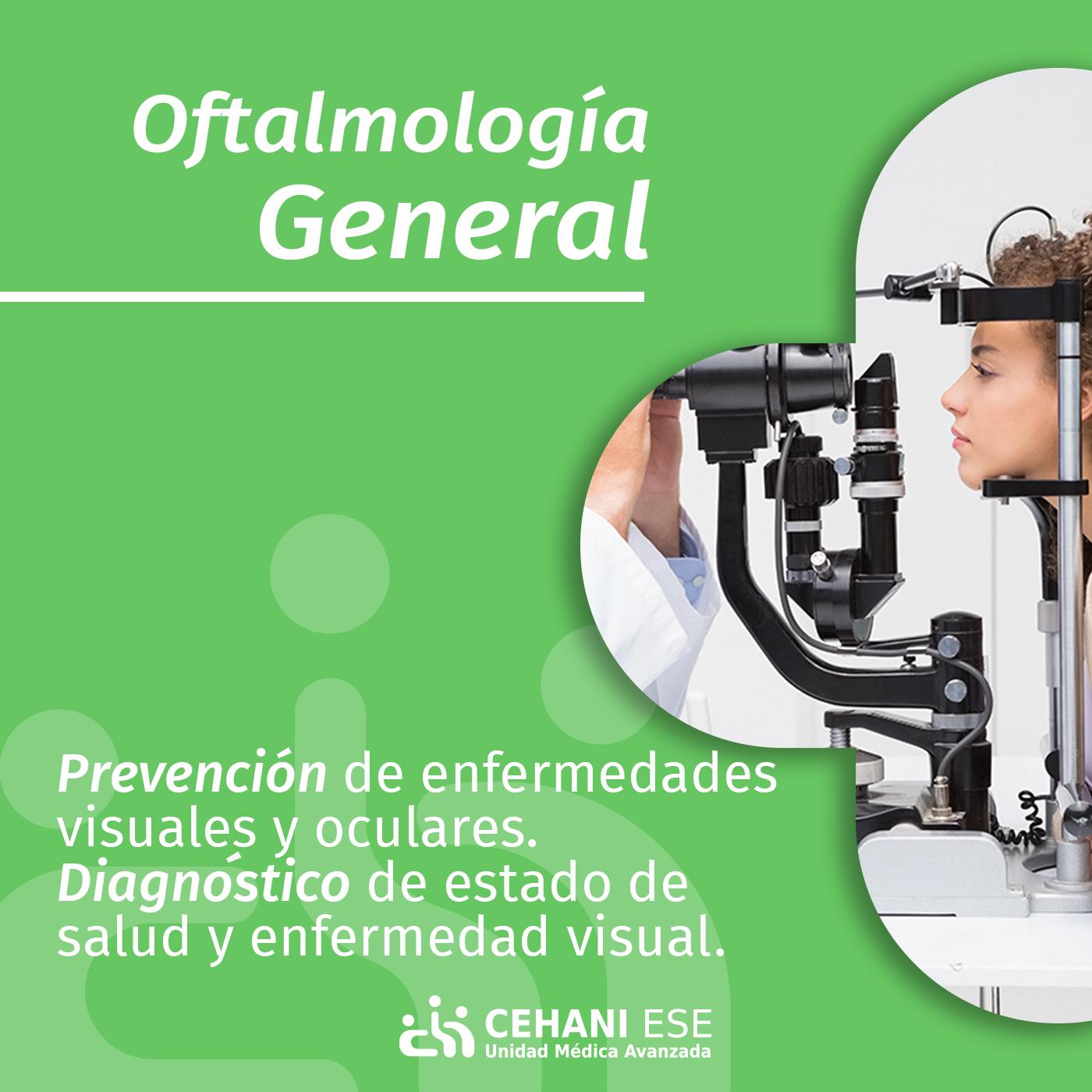 Oftalmología Genera