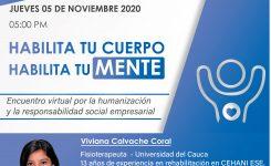 Cuarto encuentro virtual por la humanización y la responsabilidad social empresaria.