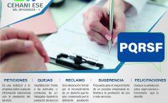 INVITACIÓN AL USO DEL SISTEMA DE PQRSF